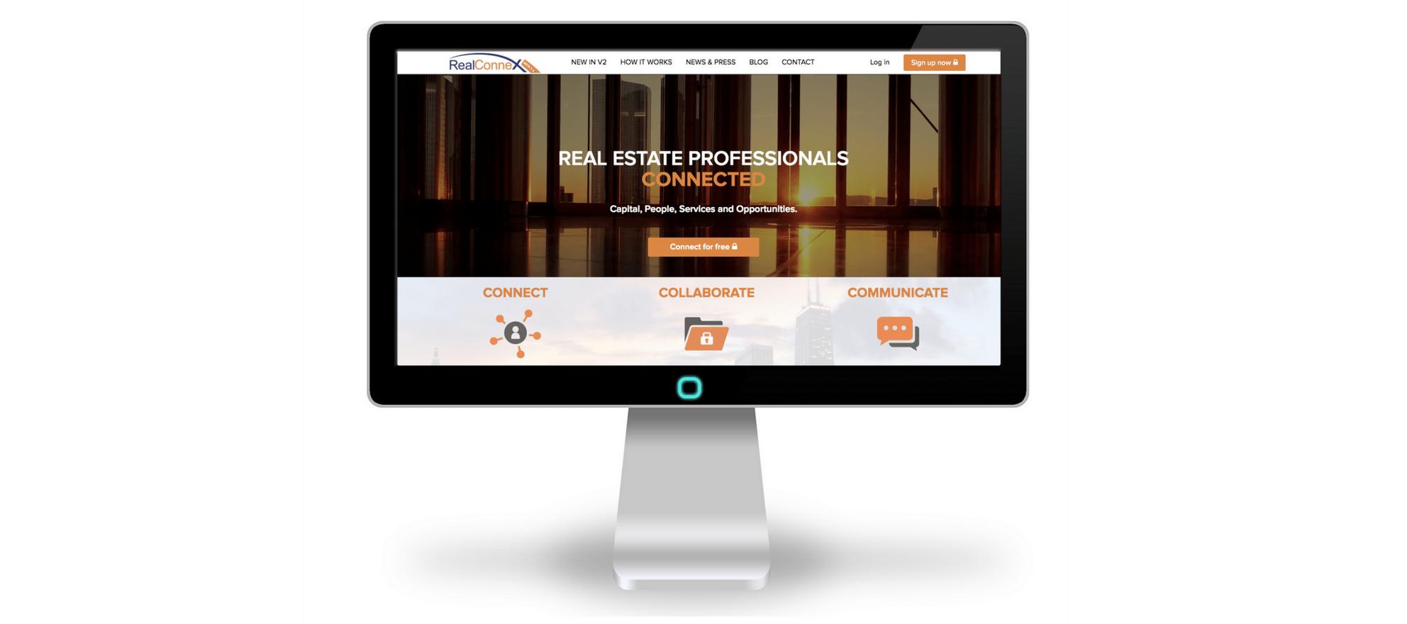 miami association of realtors realconnex partnership