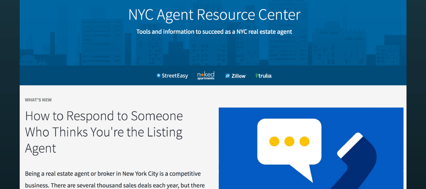 zillow streeteasy confused leads tips
