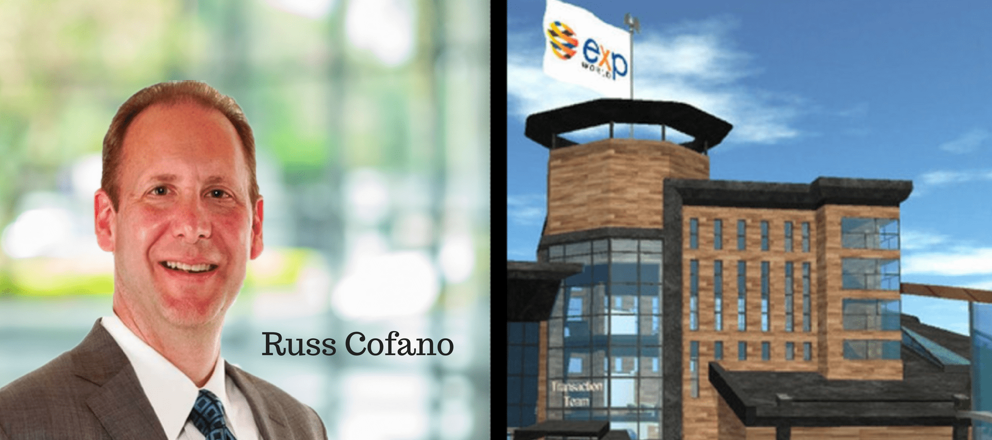 Russ Cofano resigns from eXp World Holdings