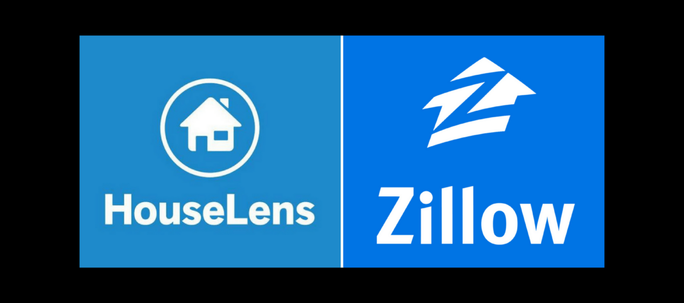 HomeLens Zillow integration