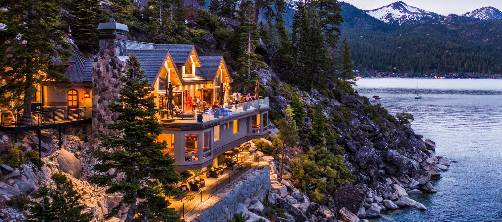 Lake Tahoe luxury listing