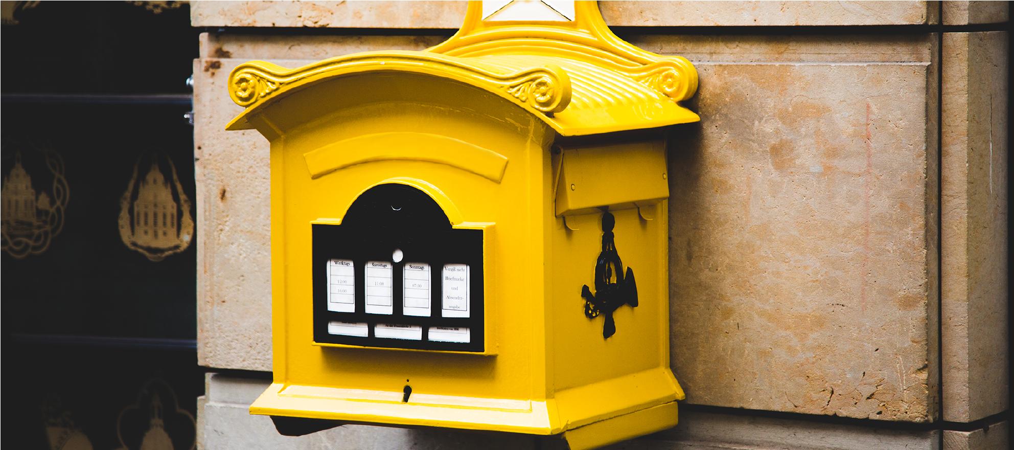 Direct mail help brokerage