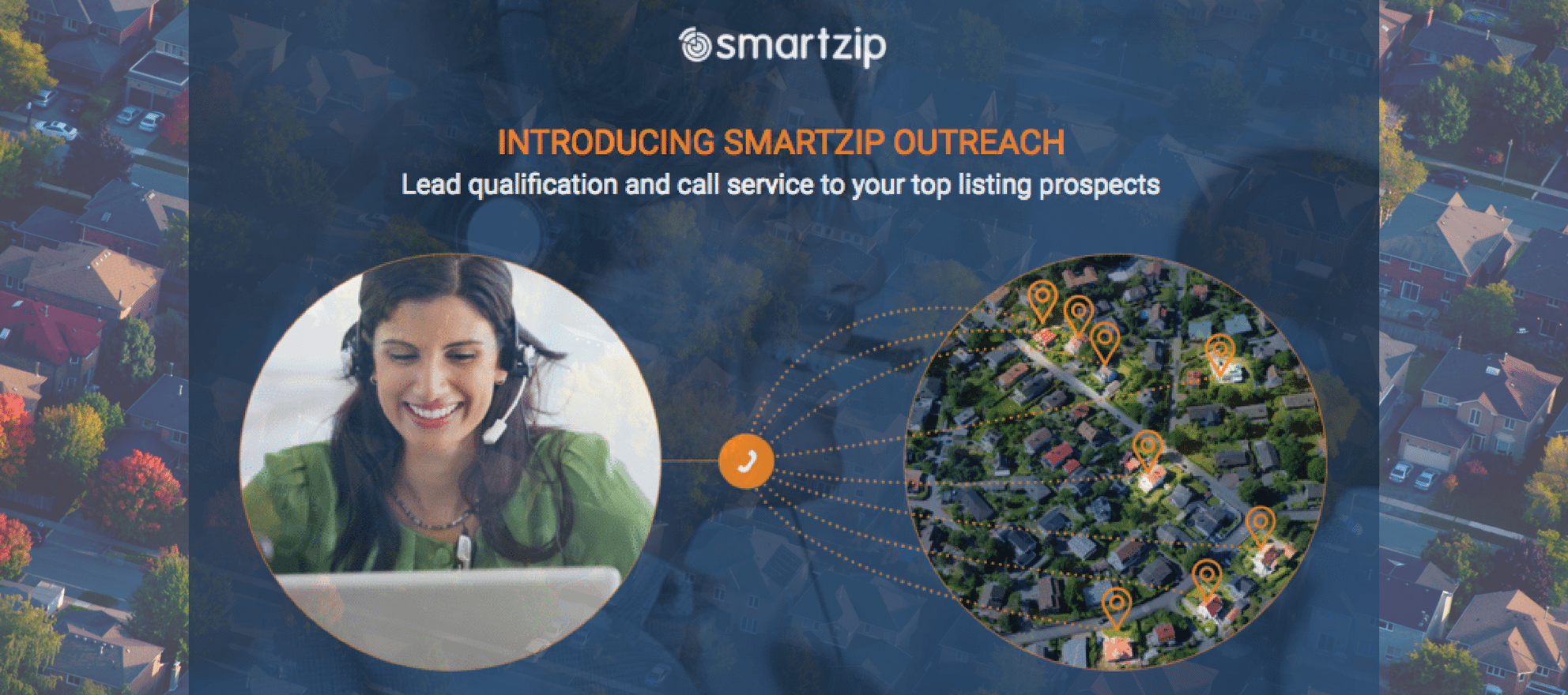 smartzip lead qualification and concierge service
