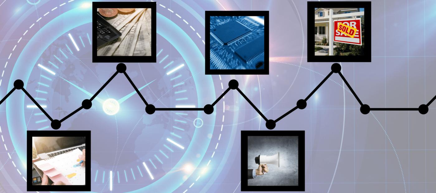 new real estate agent timeline