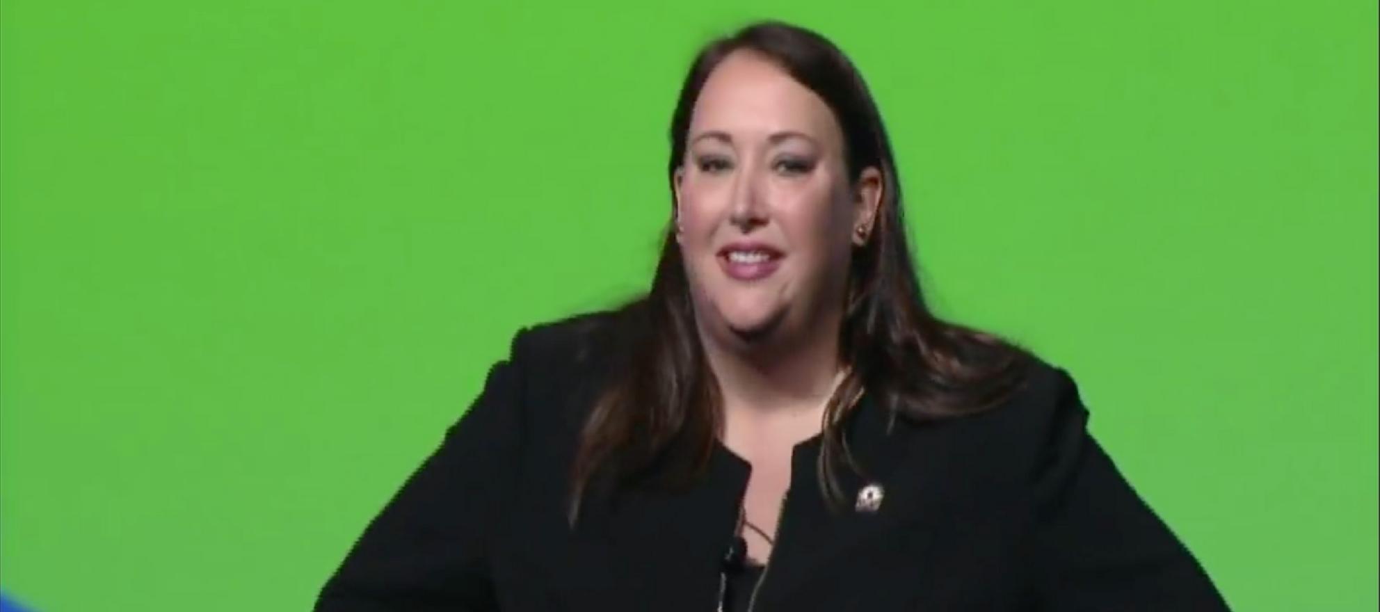 NAR president-elect Elizabeth Mendenhall