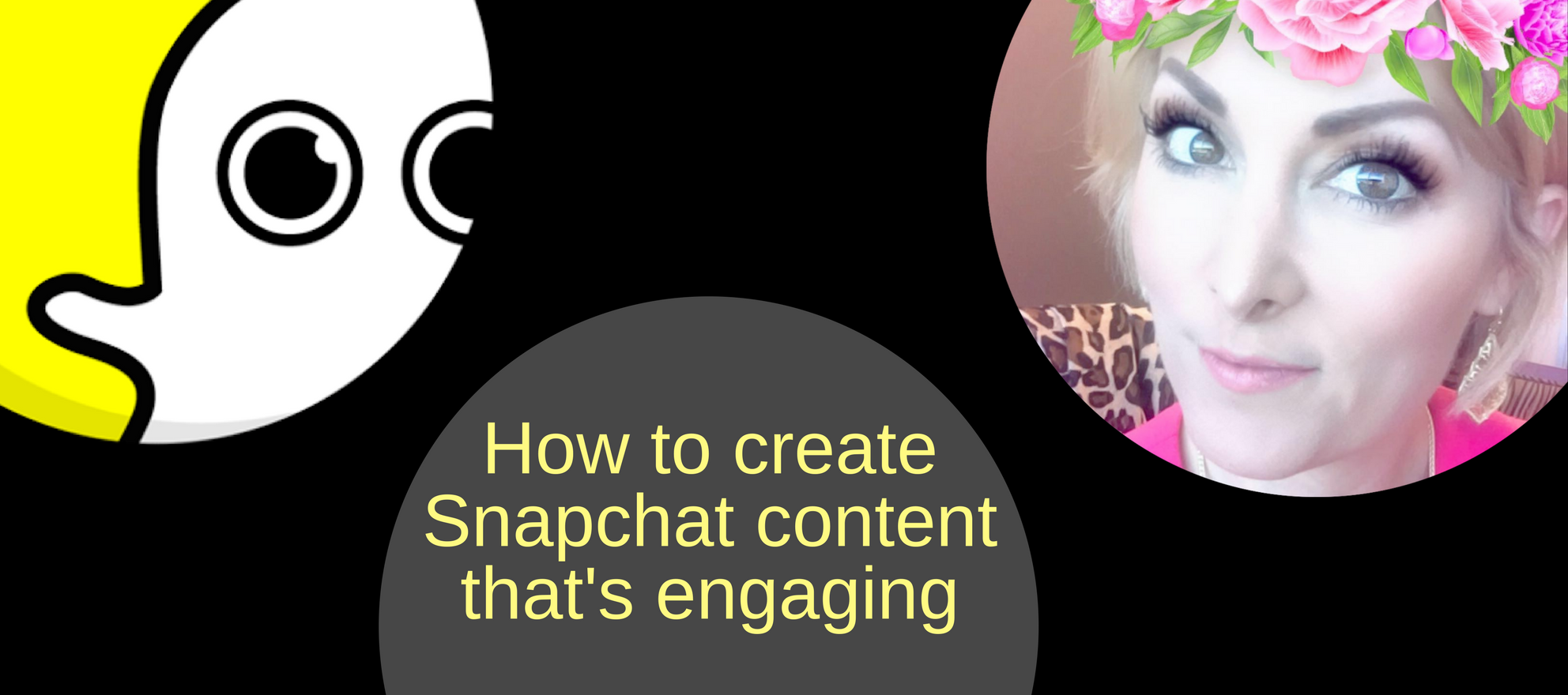 create snapchat content