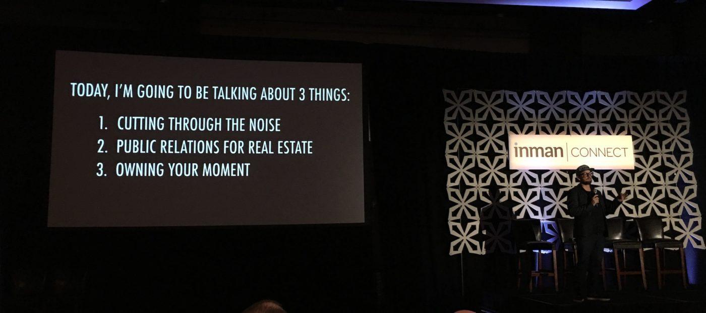 public relations real estate