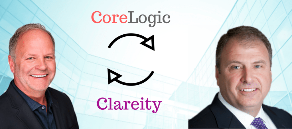 corelogic acquires clareity