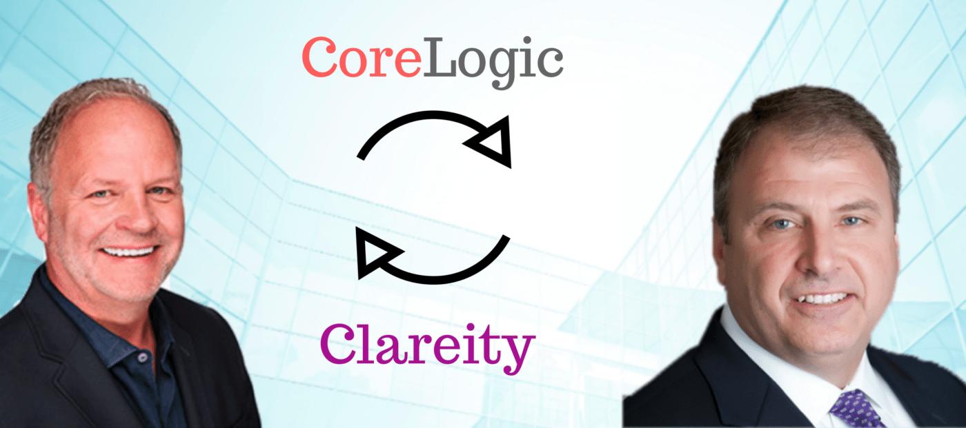 corelogic acquires clareity