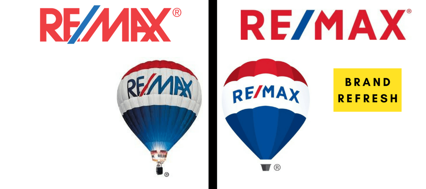 re/max brand refresh
