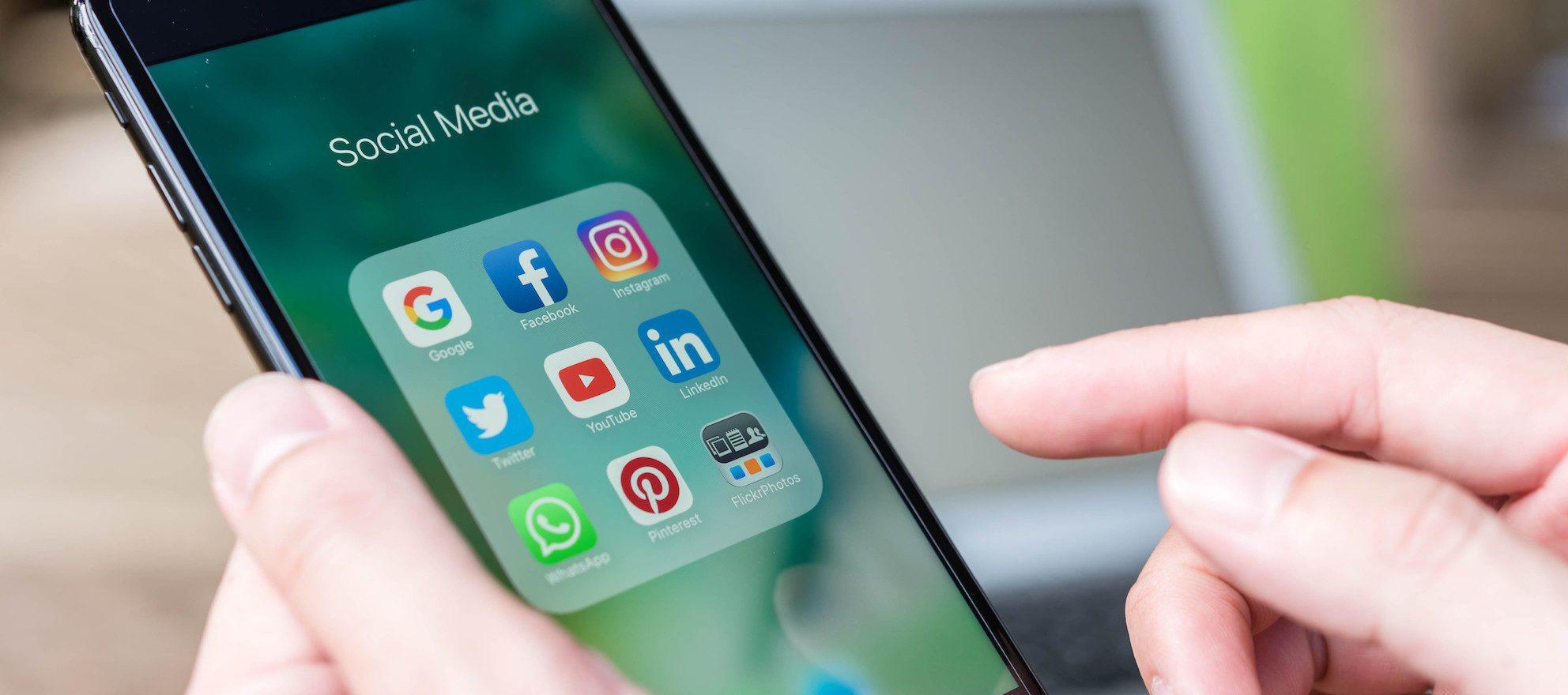 real estate social media profile
