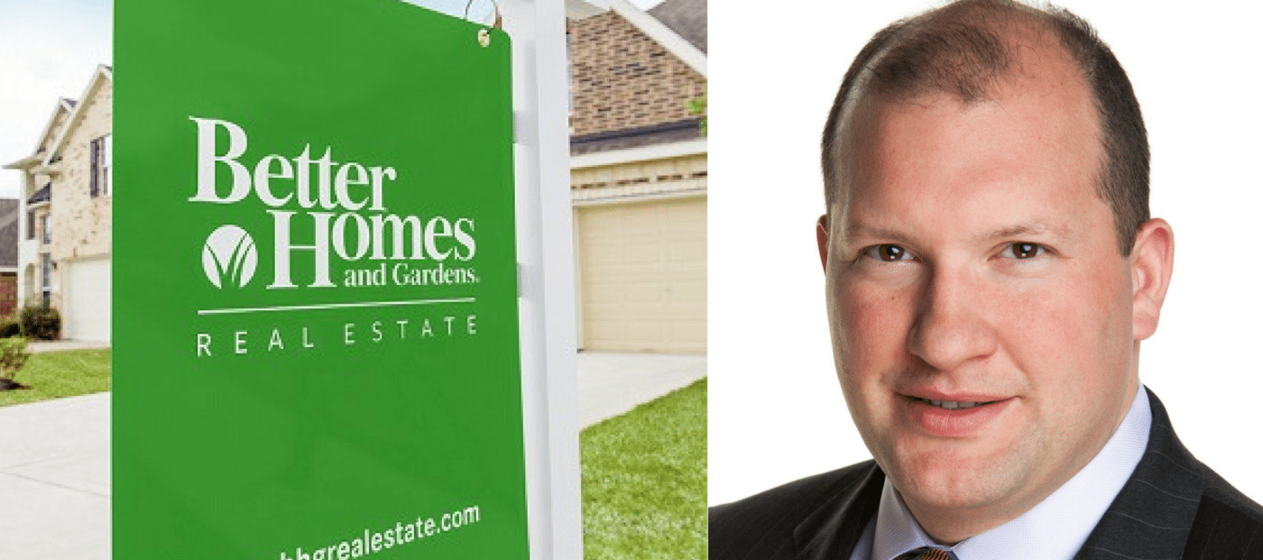Better Homes and Gardens Real Estate names new COO