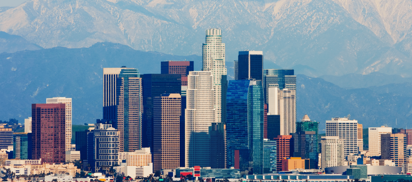 Downtown Los Angeles vacancy rates