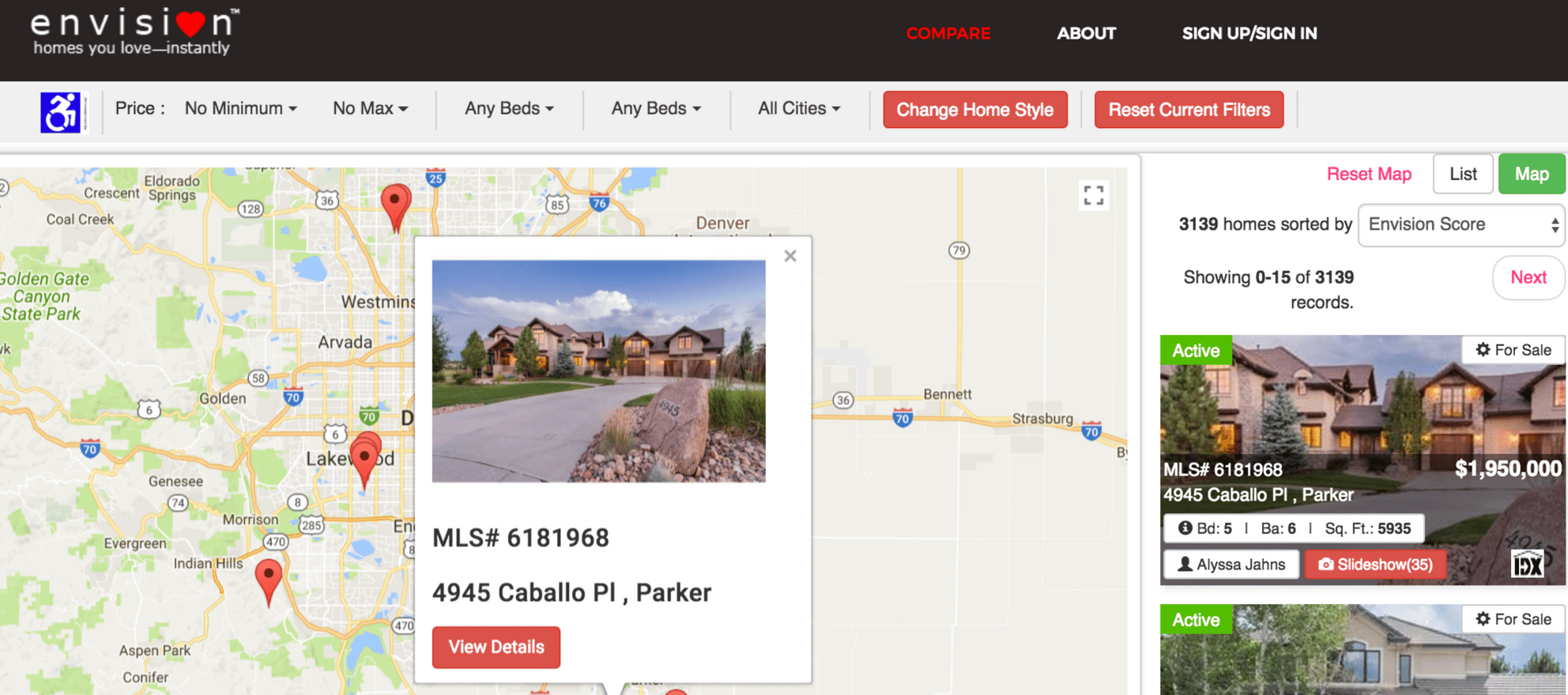 New home search tool uses bots to match your style