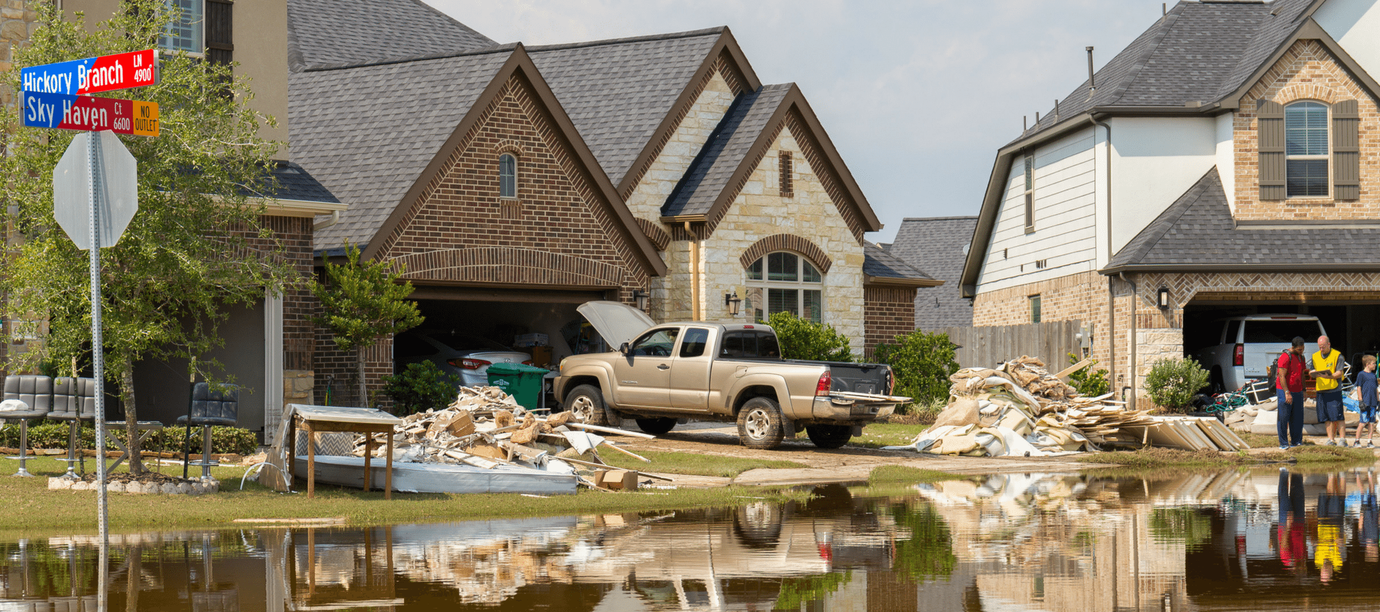 Houston housing comes to 'screeching halt' after Harvey