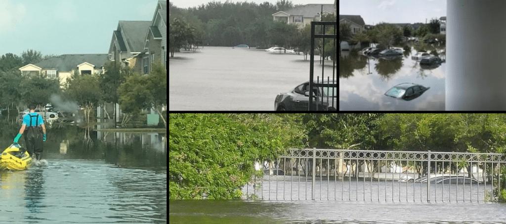 Hurricane Harvey Hurricane Irma