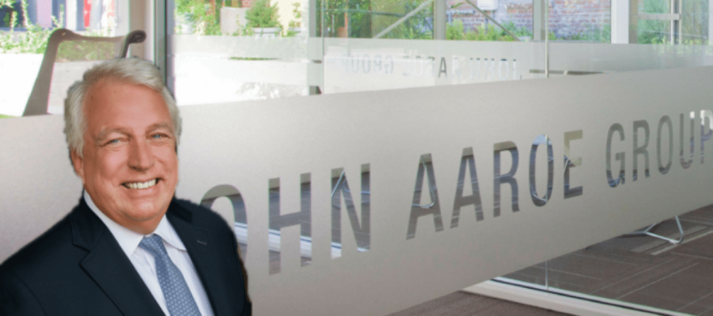 john aaroe retires