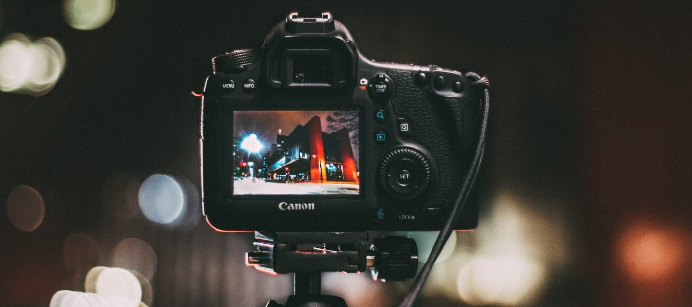 creating real estate video