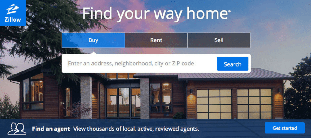 zillow profile