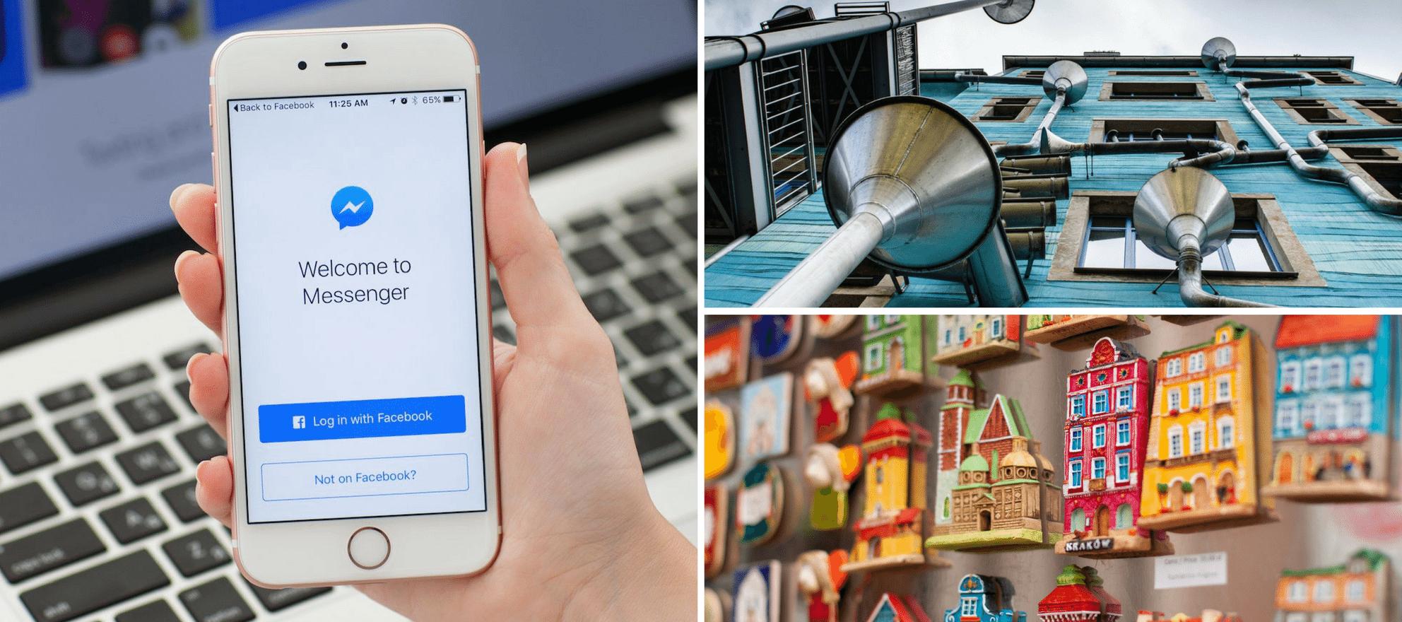facebook messenger bots, real estate