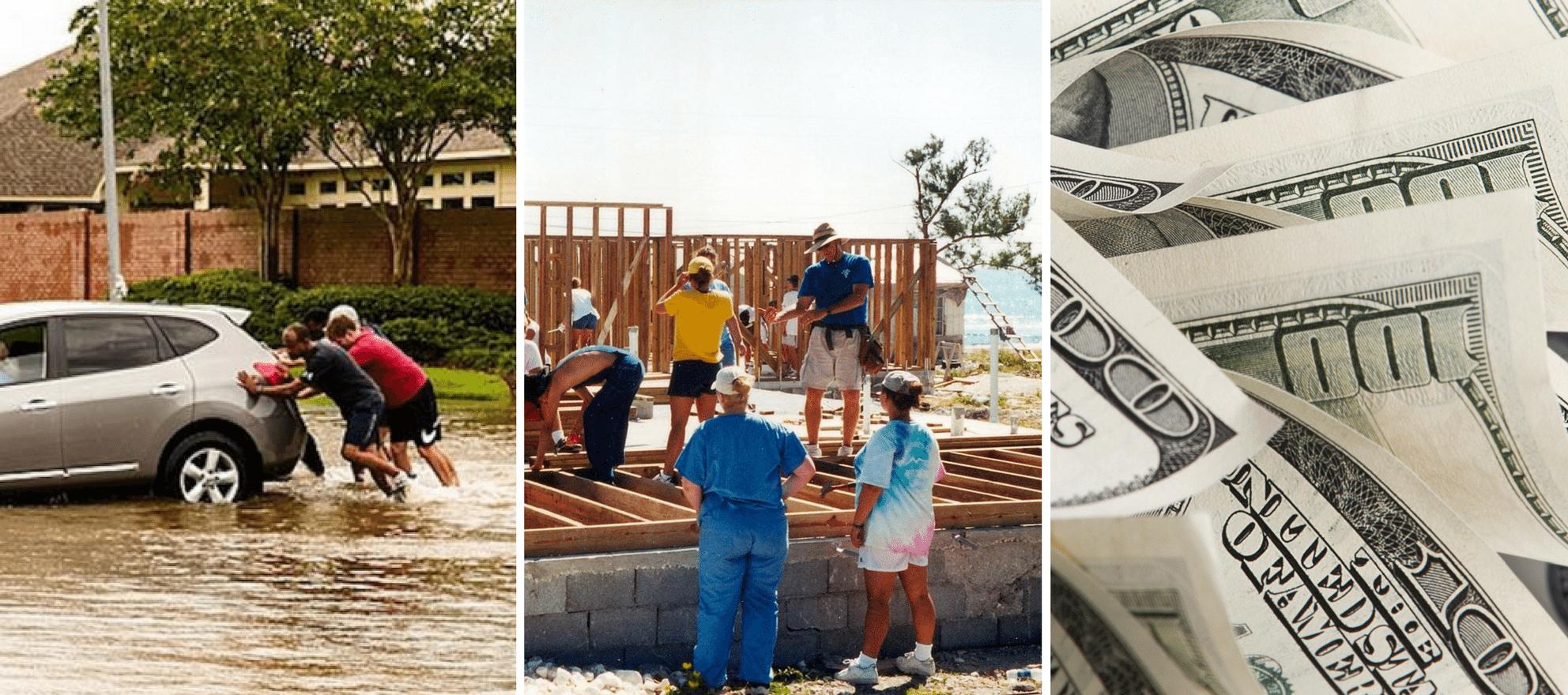 post hurricane investing