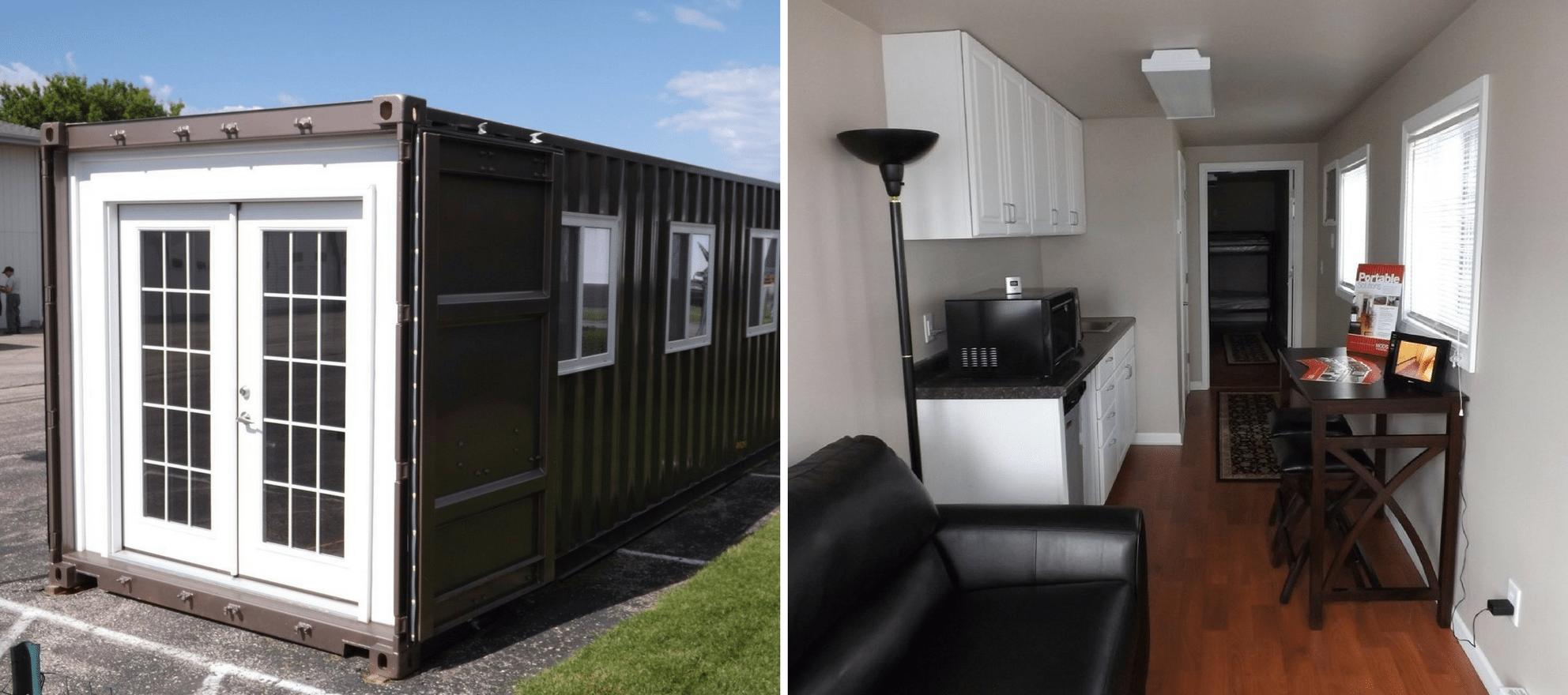 amazon delivers tiny houses