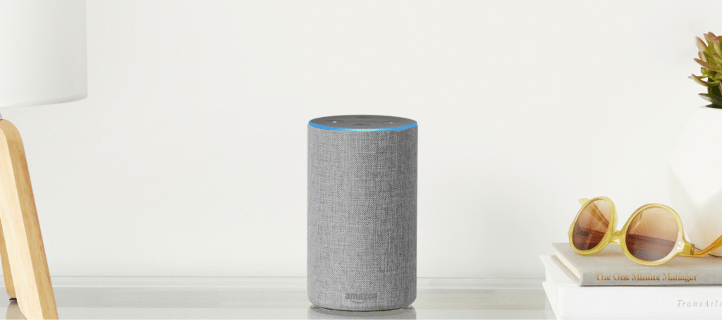 Voice assistants, Amazon Echo