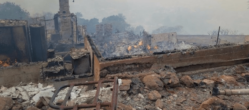 One week later, California is still on fire