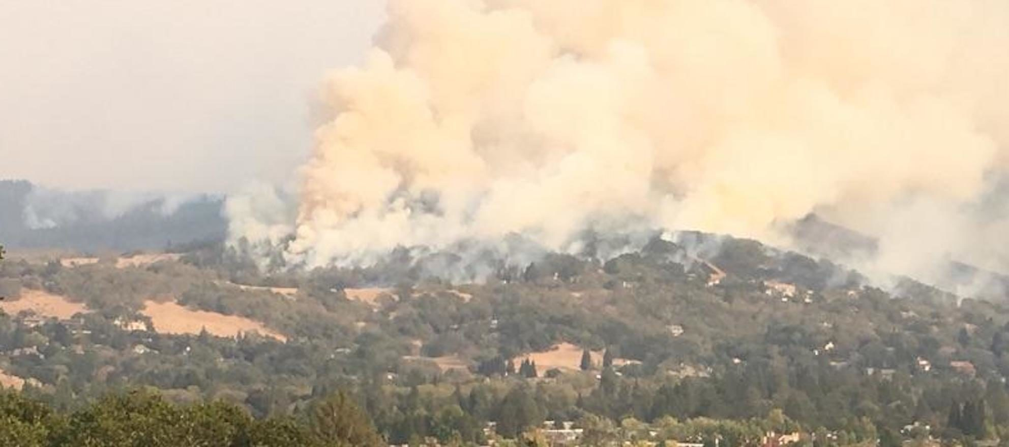 The latest from the Northern California wildfires