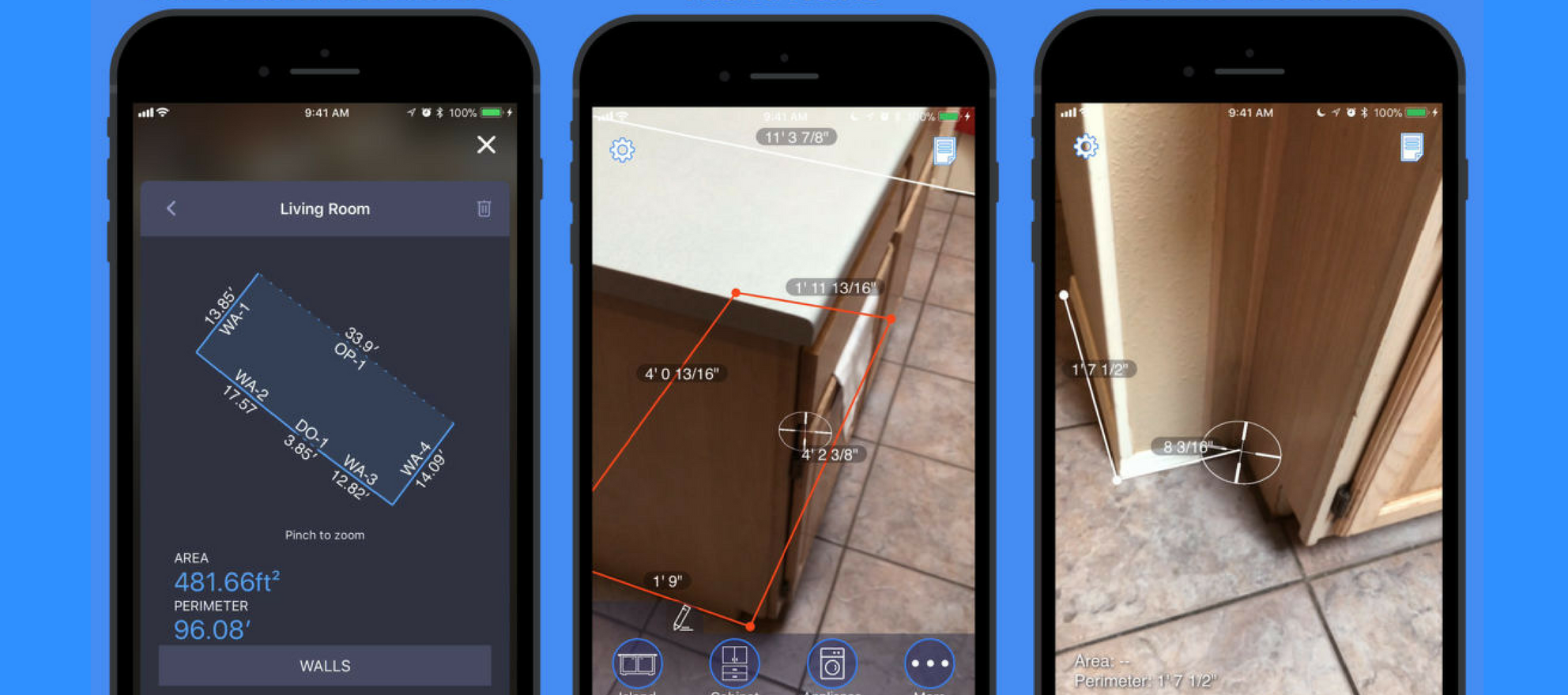 Plnar Uses Augmented Reality To Capture Floor Plans Inman