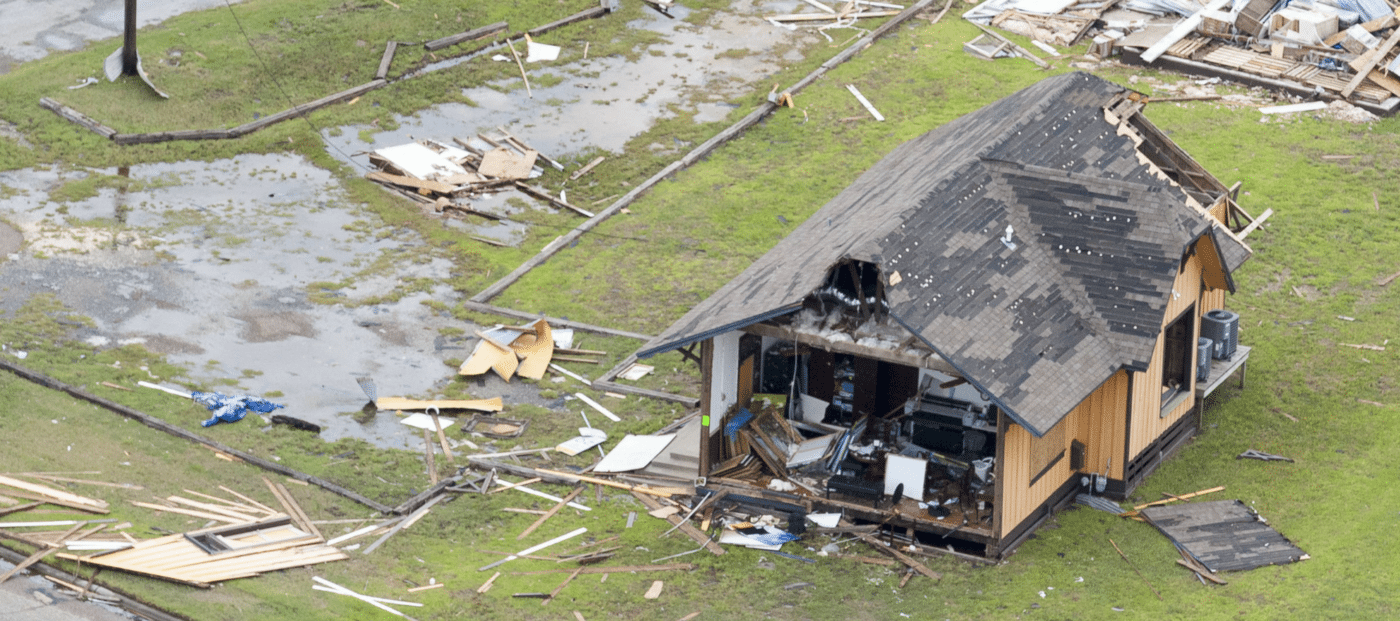 Hurricanes Harvey And Irma