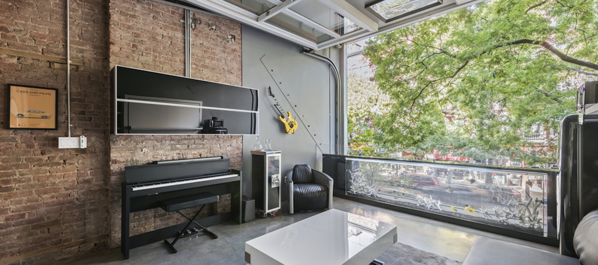 Perfect Check Out This East Village Triplex With Retractable Walls