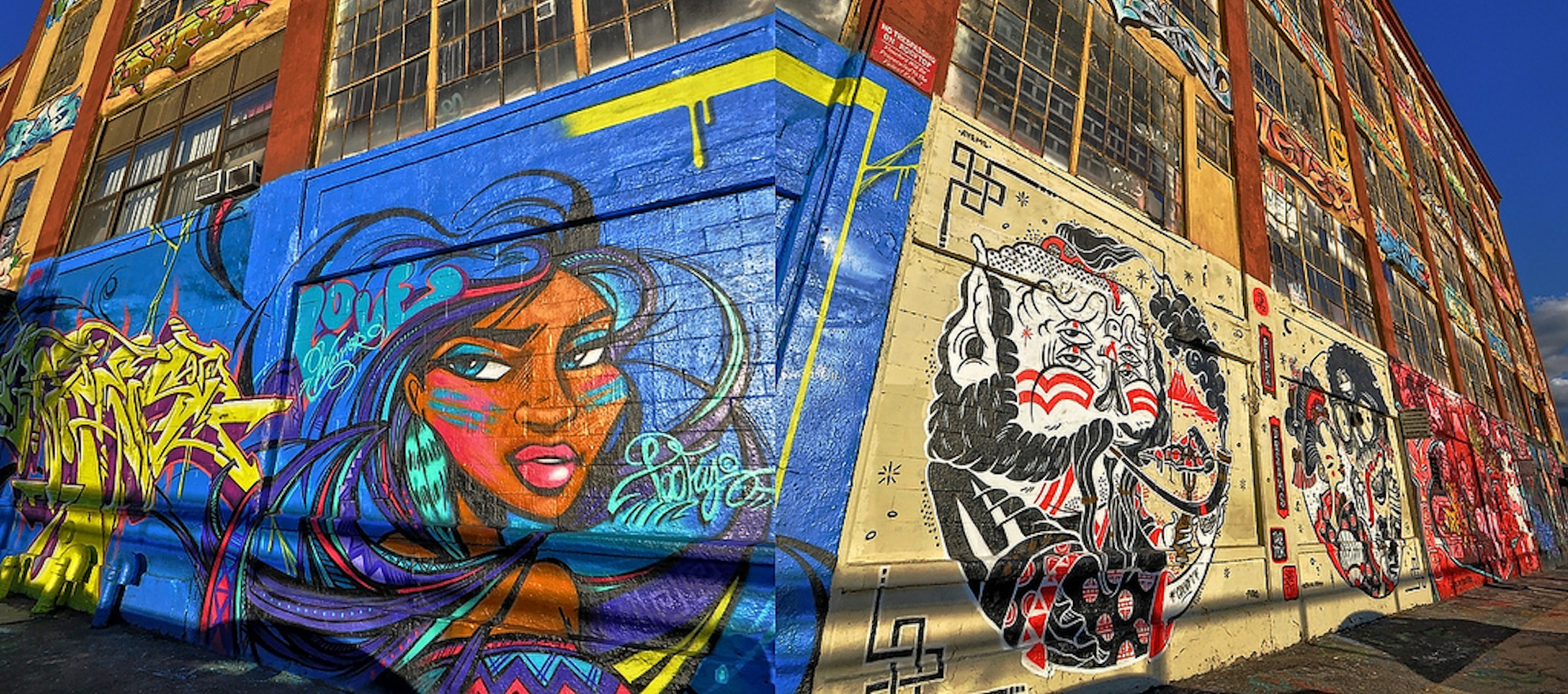 NYC graffiti artists win record $6.7M after developer destroyed their work