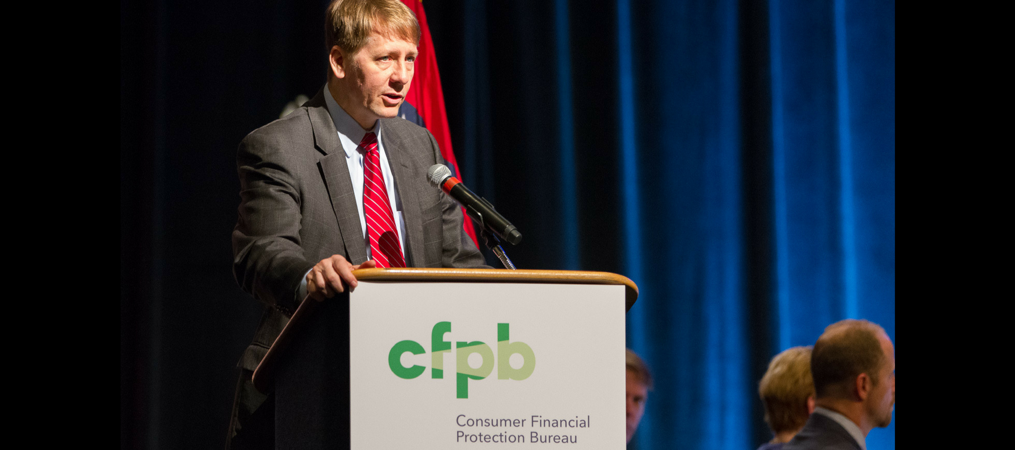 CFPB director Richard Cordray resigns