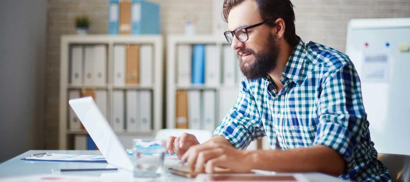 raise business's online profile
