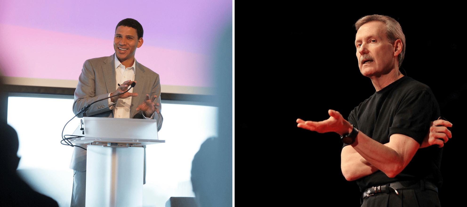 Could Gary Keller and Compass's Robert Reffkin be more similar?