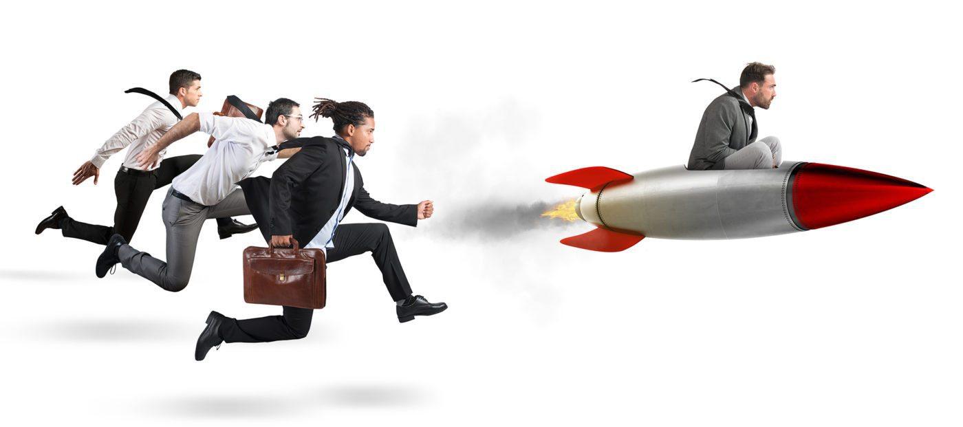 massive competitive advantage CRM