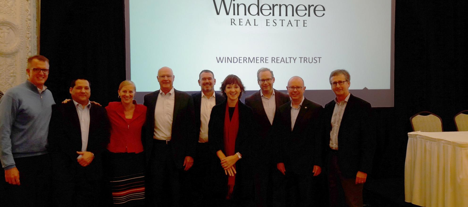 windermere realty trust group merger portland