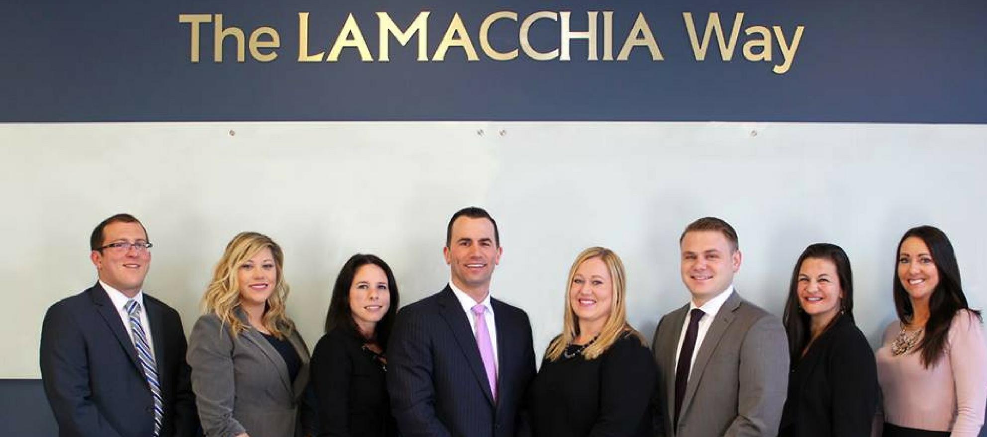Lamacchia Realty training