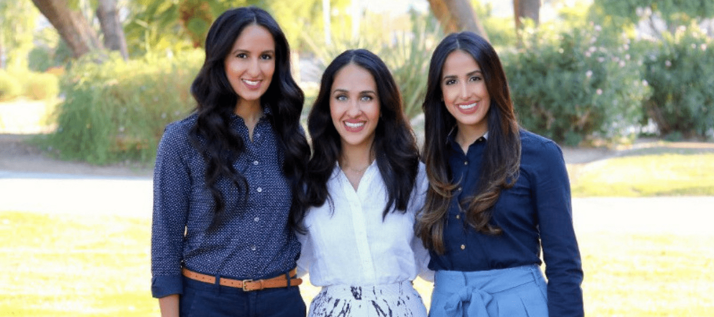 Young sisters' brokerage succeeds with fierce client loyalty
