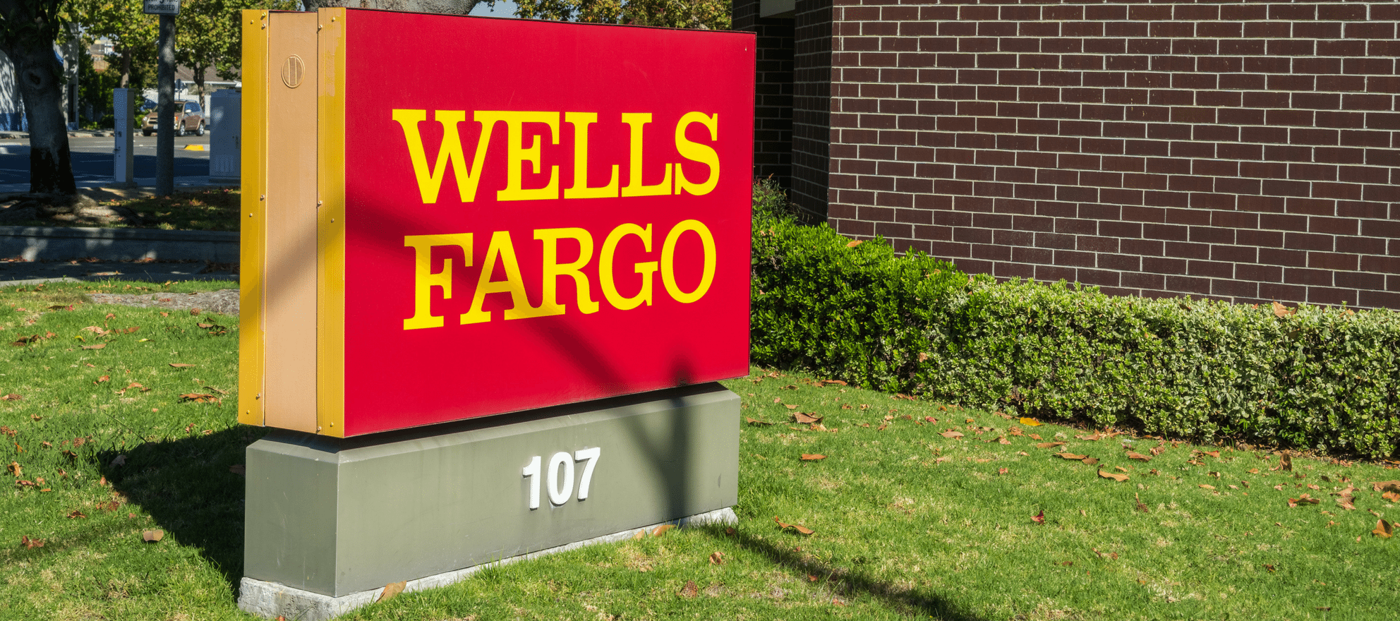 Wells Fargo fine