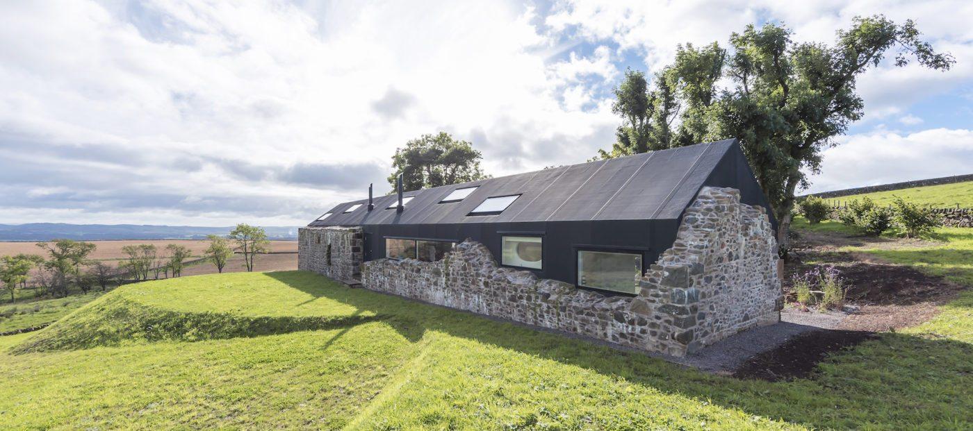 17th Century Scottish Farmhouse Reborn