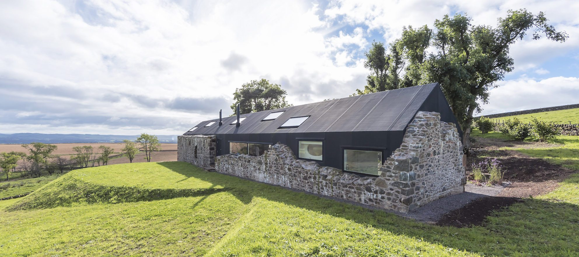 17th Century Scottish Farmhouse Reborn
