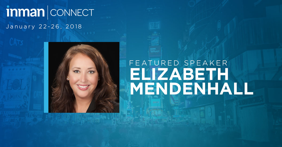 Connect the Speakers: Elizabeth Mendenhall on owning your own brokerage
