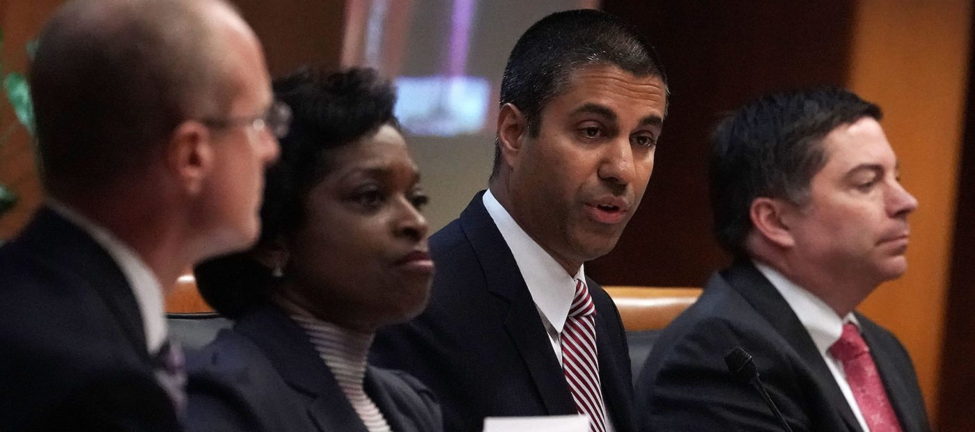 Net neutrality overturned
