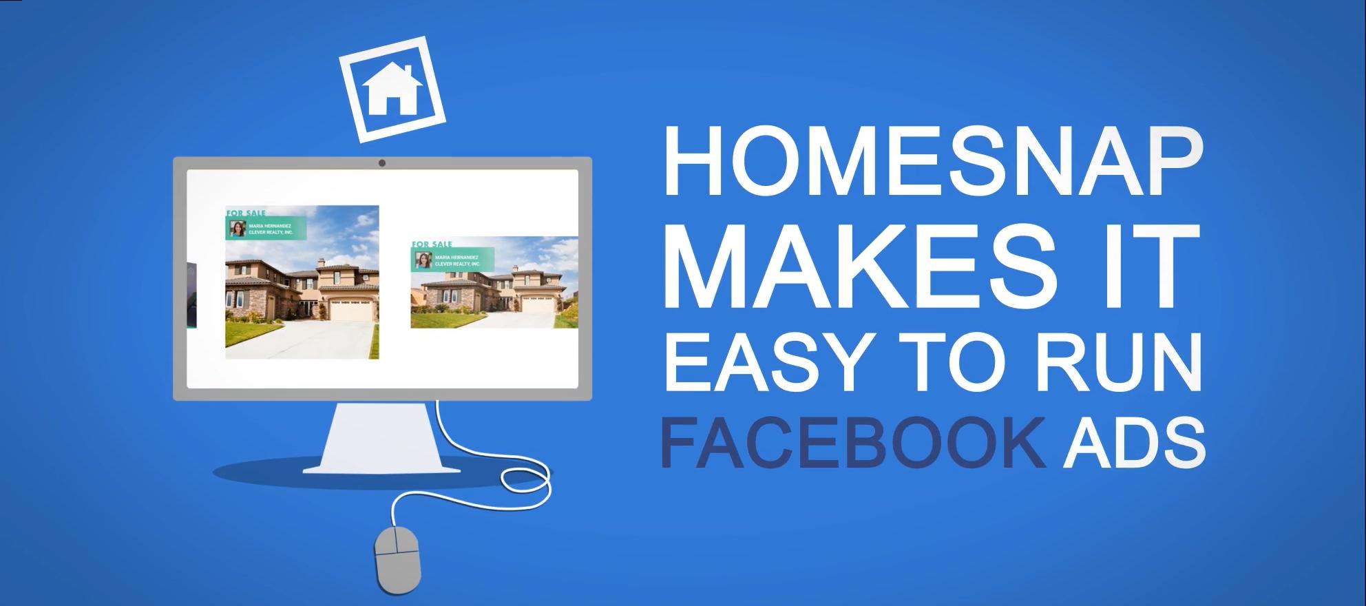 homesnap facebook adds