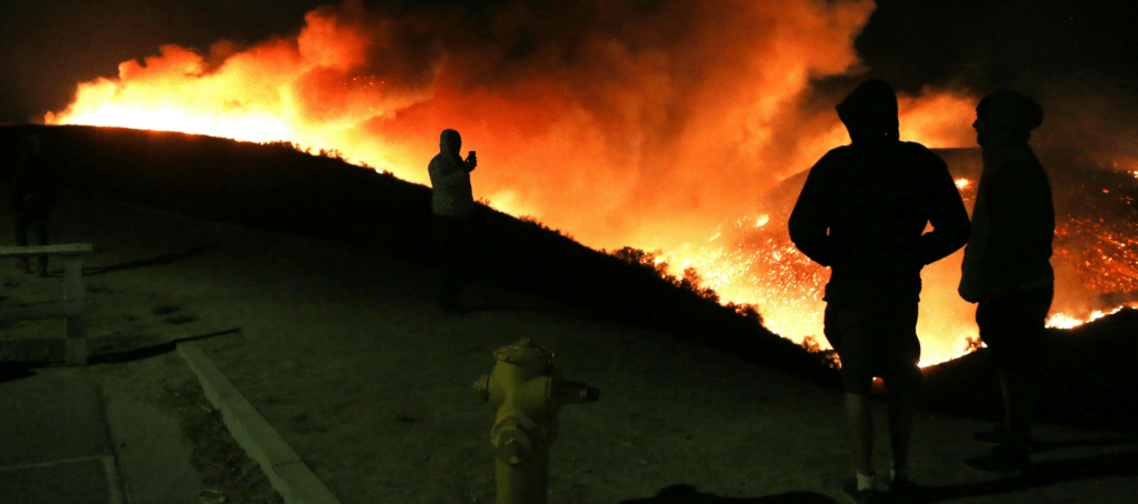 Los Angeles is up in flames, multimillion-dollar homes threatened