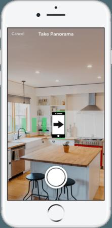 Zillow 3D Home app