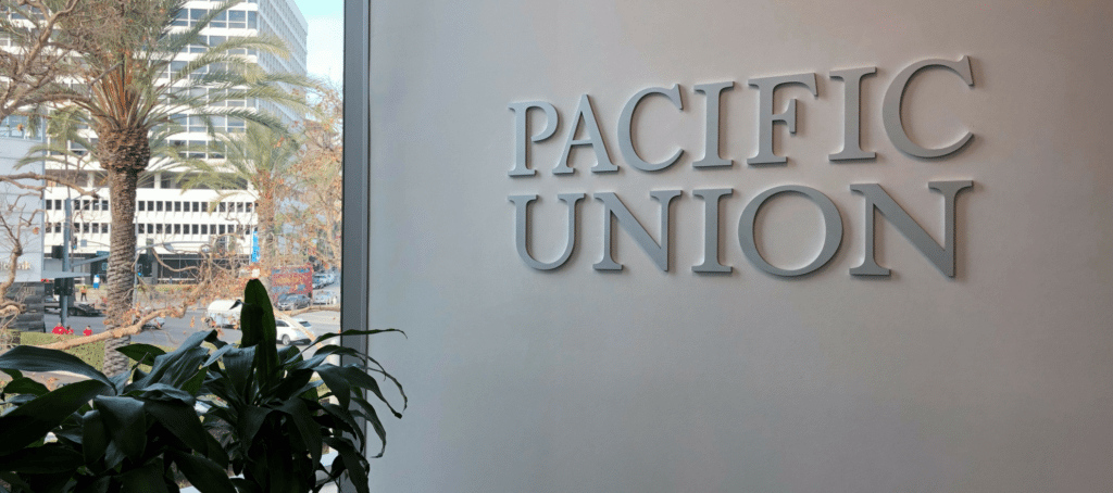 pacific union southern california