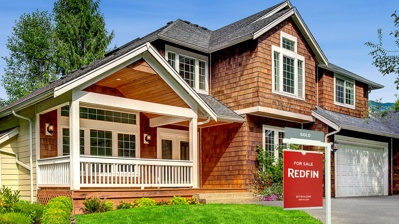 Redfin housing demand index